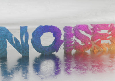 Voxel Noise